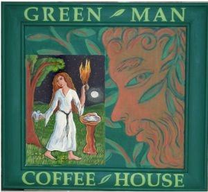 Brigid at Green Man