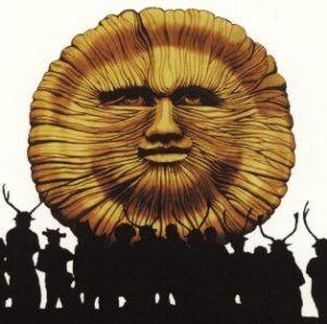 Wicker Man Sun Logo